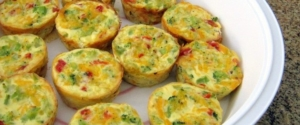 Healthy Christmas Quiche Recipe – Vegetarian and Gluten-Free!